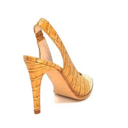 Hispanitas Hv00224 Cuir Coco Miel HV00224 SAONA - COCO - HONEY Printemps Eté 2020