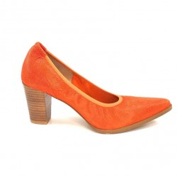 Otess Cp146F17 Cuir Orange CP 146 F17 - MANBA - NARANJIA Printemps Eté 2021