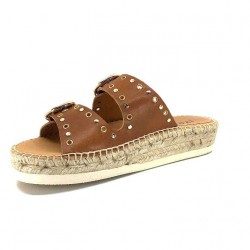 Kanna 21106 Candy Cuir Tan 21106 CANDY - BALL LUX - TAN Printemps Eté 2021